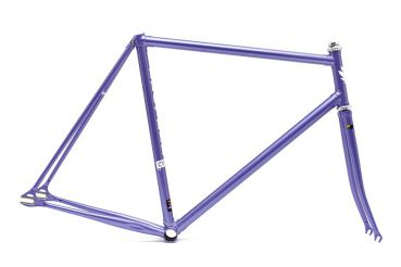 Brother Cycles R725 Track Rahmen-Set - Lilac Metallic