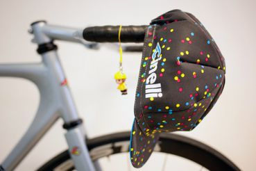 Cinelli Caleido Dot Cycling Cap