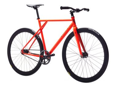 Polo & Bike CMNDR C04 2019 Komplettrad - Orange