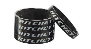 "Ritchey WCS Carbon Spacer 1 1/8"" - UD Carbon Black Glossy"
