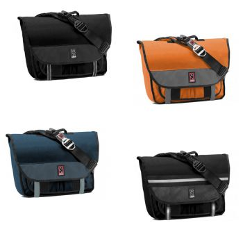 Chrome Buran II Laptop Messenger Bag