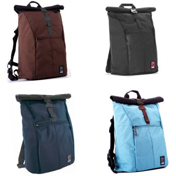 Chrome Yalta 2.0 Nylon Rolltop Backpack Rucksack