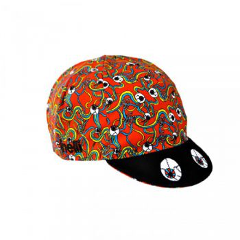 Cinelli Cyclops Cycling Cap - by Ana Benaroya