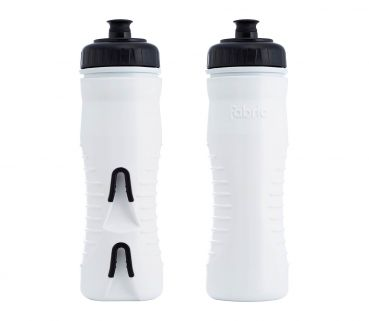 Fabric Cageless Water Bottle Wasserflasche Insulated inkl. Halter