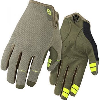 Giro DND Ganzfinger Handschuh - Mil Spec / Highlight Yellow