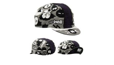 Cinelli Manic Defence Cycling Cap
