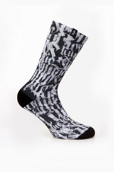 Pacific & Co Socken - Calligraphy