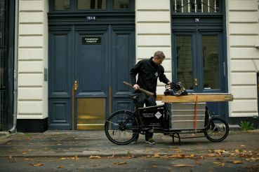 Larry vs Harry BULLITT Lastenrad Cargobike - Shimano Alfine 8