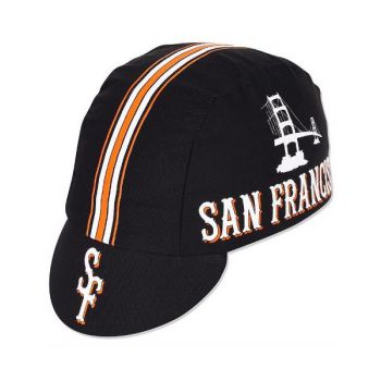 San Francisco Giants Cycling Cap by Pace Sportswear