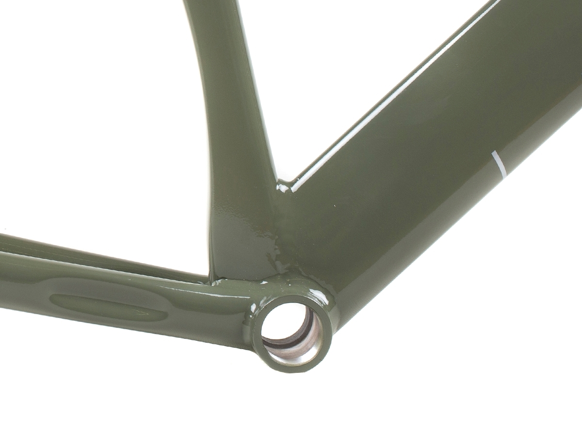 BLB La Piovra ATK Rahmen-Set - Gloss Army Green // Fixie ...