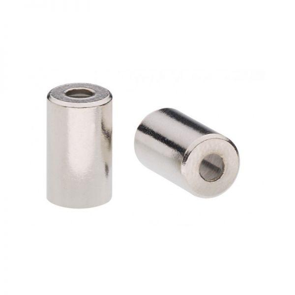 Brems 8 Fahrrad Kunststoff Endkappen 5mm Schaltzugaußenhüllen Shimano kompat