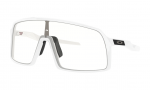 Oakley Sutro Polished White/Clear - 0OO9406-5437